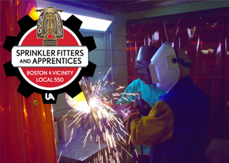 UA Local 550 Sprinkler Fitters